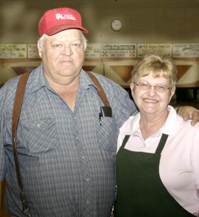 Larry and Kathy Rasmussen