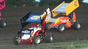 Holt County Sprints made their final 2008 appearance