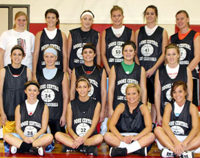 2008-09 BC Lady Cards
