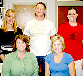 New teachers at Boone Central