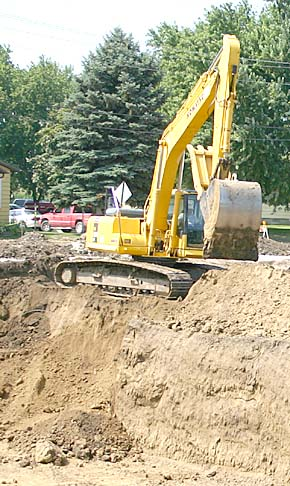 'Big Dig' at Boone County Health Center