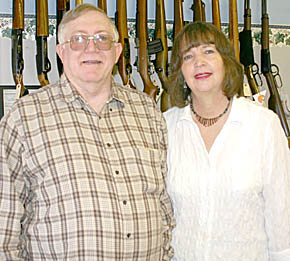 John and Dina Maxfield