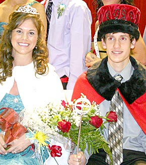 Shelby Travis and Kevin Carder