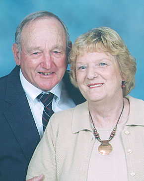 Tony and Karen Kunzman