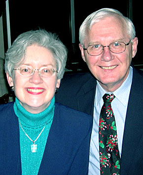 Sue and Pastor Larry Sydow