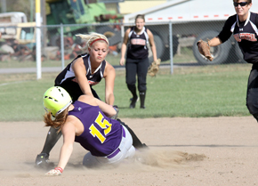 Shanel Atwood tags a Tiger