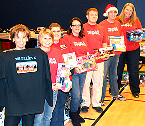 Toys for Tots Committee