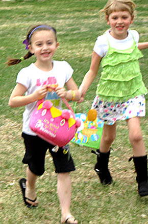 Petersburg Easter Egg Hunt