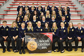 Boone Central FFA Chapter