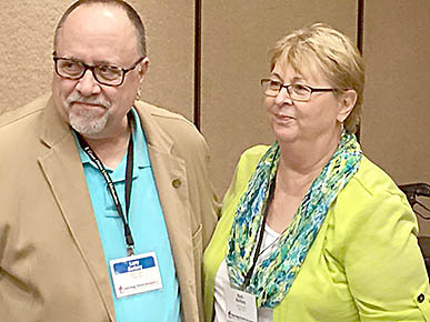 Rev. Larry and Barb Barbary