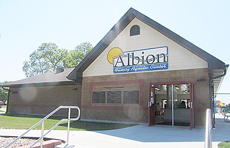 Albion Family Aquatic Center