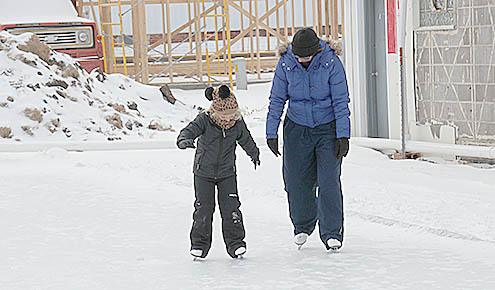 web, 1-3, new ice rink in use, Petersburg