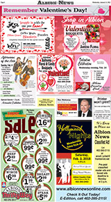 web, 2-1, shop in Albion for Valentines