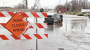 web, 3-13, Albon 255th St. closed to flooding