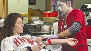 web, 3-13, St. Ed blood donor