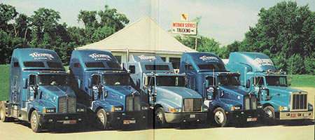 Werner Service & Trucking announces closing - Albion News Online