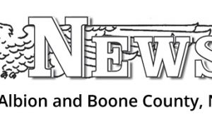 Albion News and Boone County Tribune logo